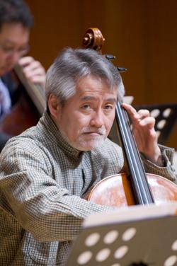 Hidemi Suzuki, Cellist